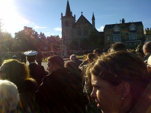 Remembrance in Redhill