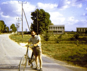 Merkaz Shapira - Chaim, our guide & mentor