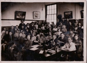 mum's class 1924